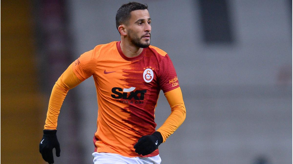 Galatasaray: Elabdellaoui nach Feuerwerksunfall im Krankenhaus