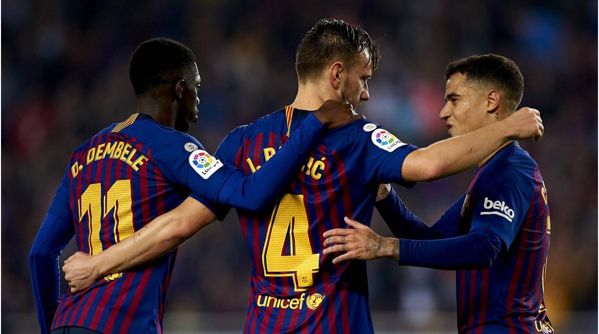 Spieler Von Barcelona