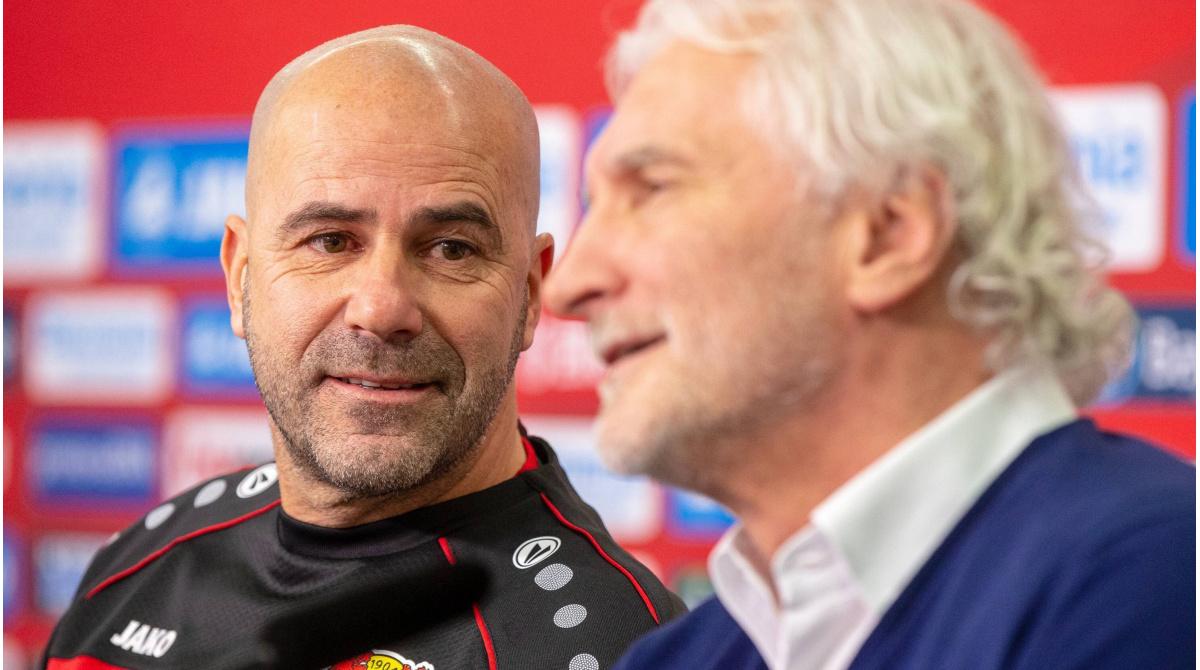 """Völler stärkt Bosz – Können dank Havertz-Deal auch """"problematisches Jahr überstehen"""" - Transfermarkt"""