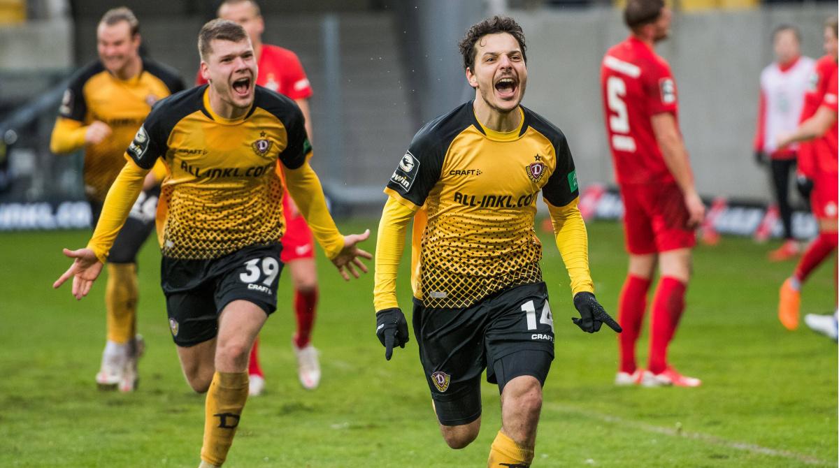 Dynamo Dresden Transfers