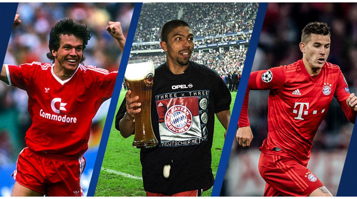 Transfermarkt Fc Bayern München