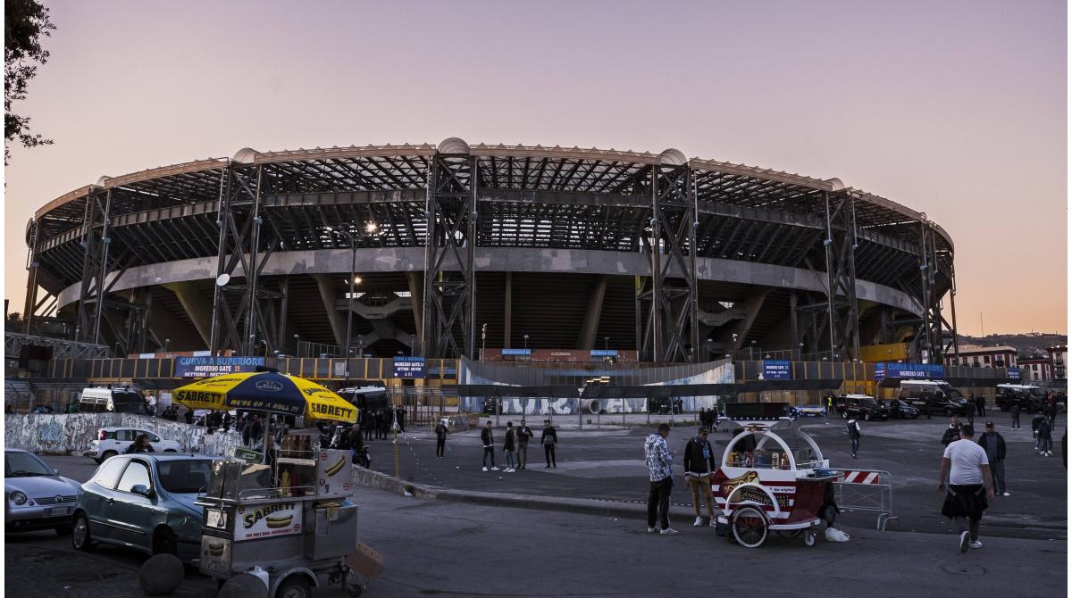 Ssc Neapel Stadion