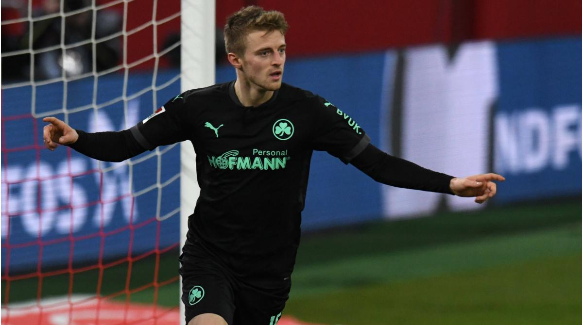Fürths Ernst vor Rückkehr zu 96 – Unter 10 wertvollsten Hannover-Eigengewächsen - Transfermarkt