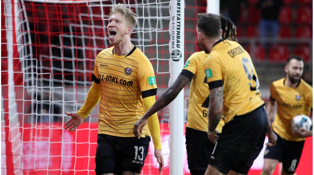 Photo of Dynamo Dresden stemmt sich gegen den Abstieg – Fürth verspielt Auswärtssieg | Transfermarkt