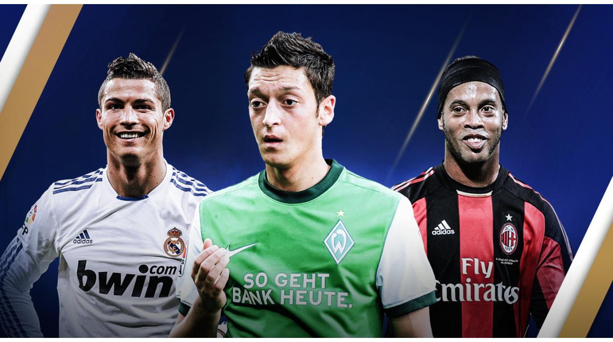 Ozil Gefragter Als Messi Ronaldo Die Meistaufgerufenen Spielerprofile 2010 Transfermarkt