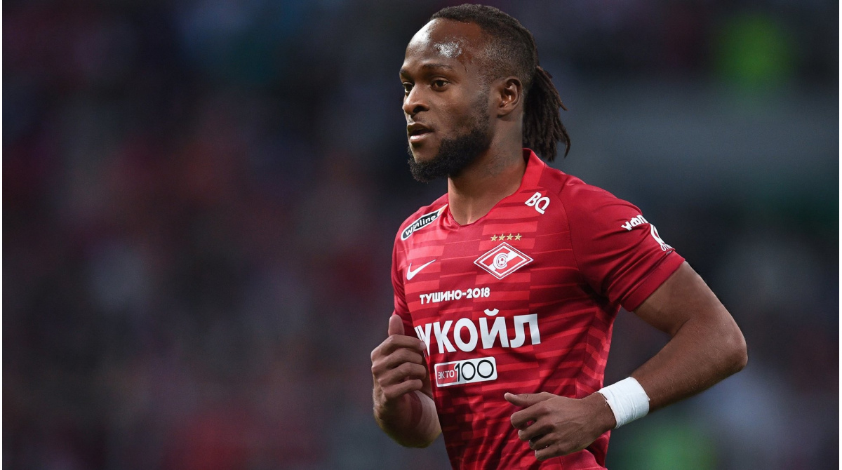 Spartak Moscow sign Moses from Chelsea - Lost position under Lampard |  Transfermarkt