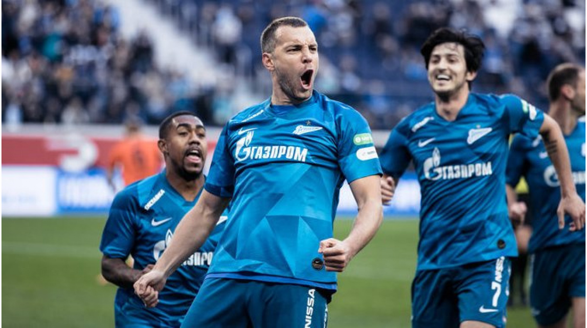 Lo Zenit di Malcom campione di Russia | Transfermarkt