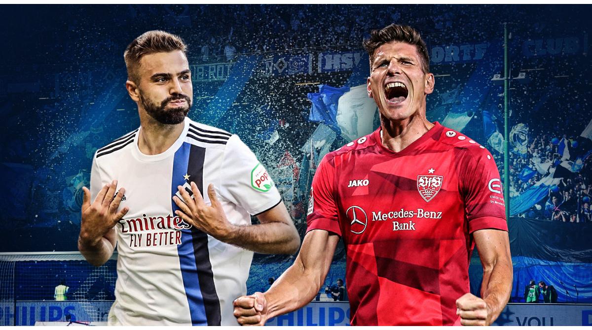 Hsv Und Vfb Stuttgart Weltweit Spitze Zuschauermagneten Der