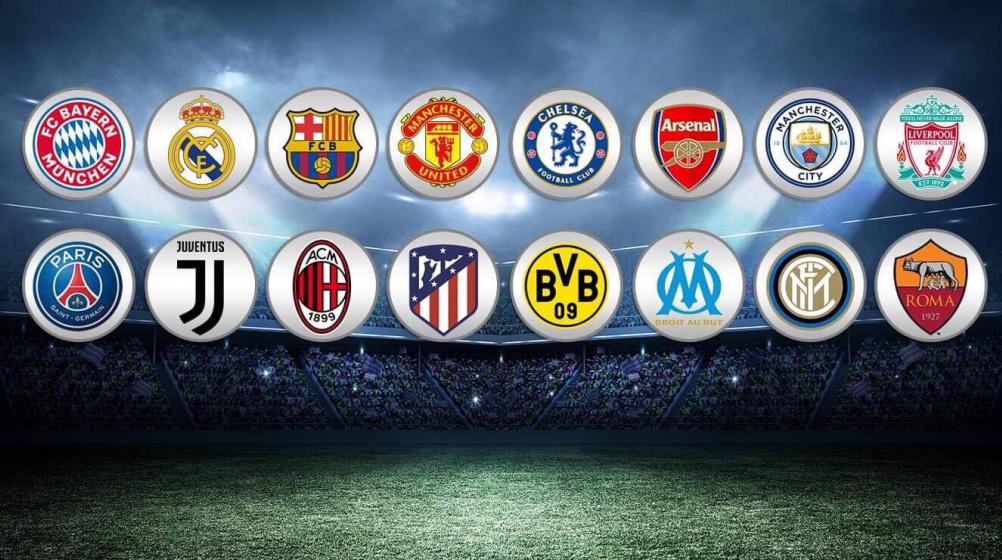 Bayern, BVB & Co.: So würde die Super League mit 16 Teams aussehen    Transfermarkt