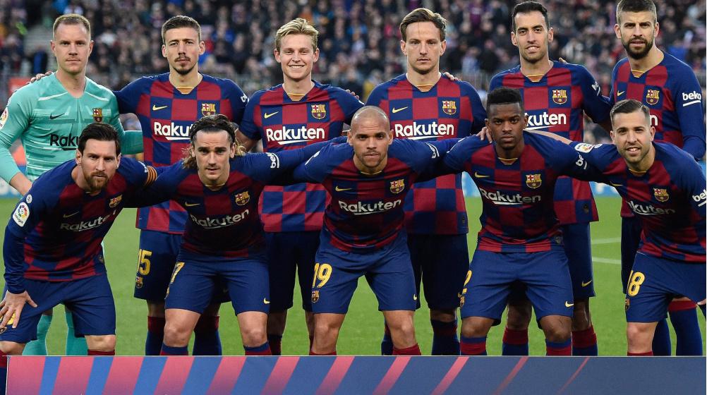 Pay Cut Barca Players Turn Down Club Bosses First Proposal Transfermarkt