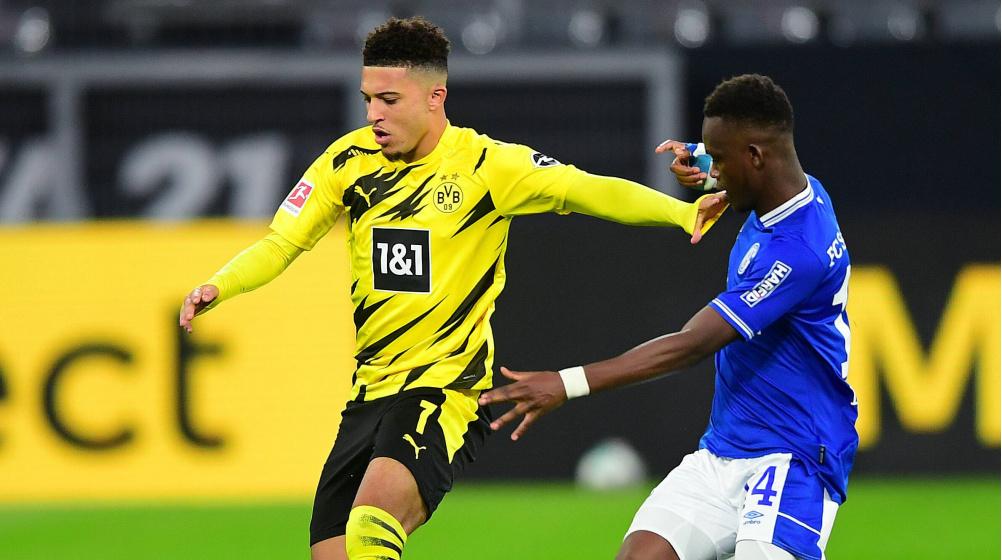 Borussia Dortmund Smash Schalke In Victory Black And Yellows Keep Up With Bayern Transfermarkt