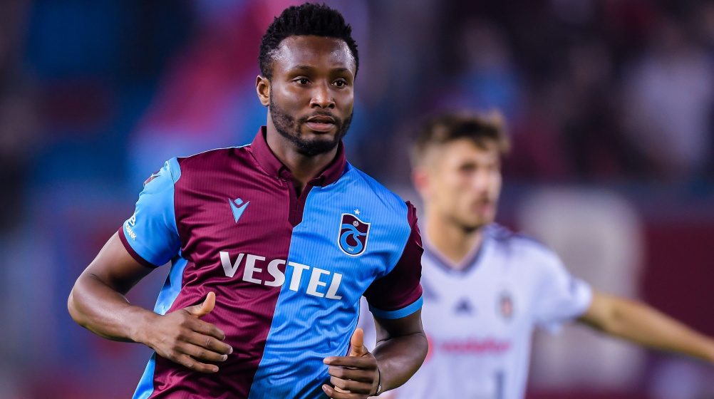 Following Honda and Touré: Botafogo want Mikel - Free agent ...