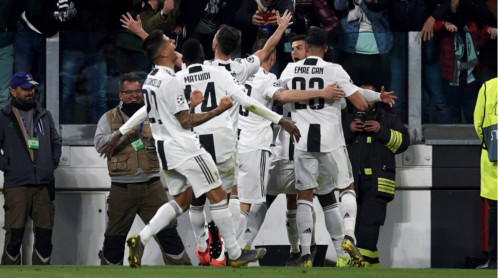 Ajax Juventus Twitter: Ajax Treft Juventus In Kwartfinales