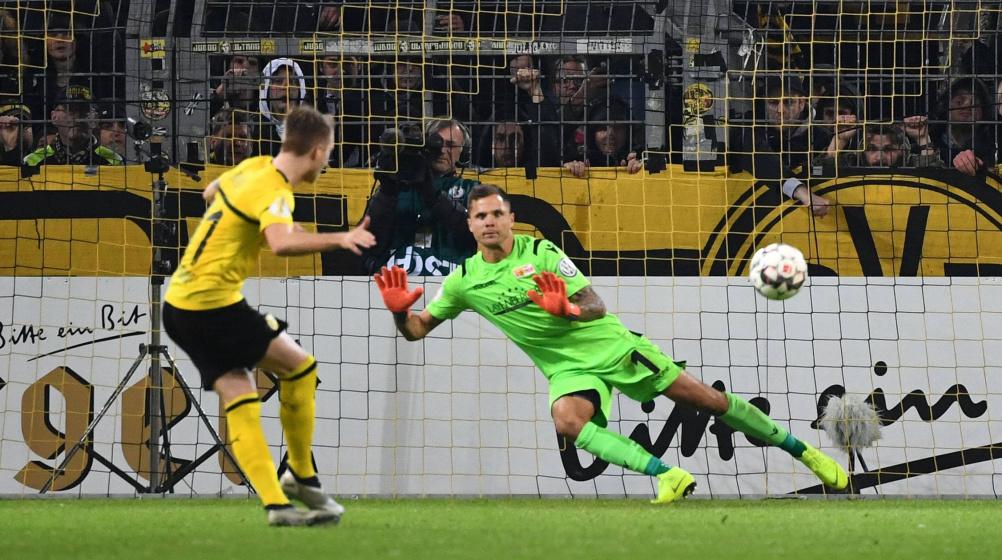 DFB-Pokal | Schalke behält gegen Köln die Nerven, Reus-Elfer rettet BVB, Werder souverän