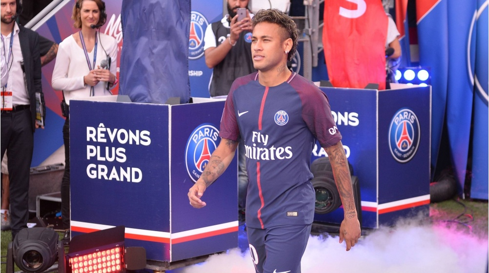 Maglia Paris Saint-Germain Eric-Maxim CHOUPO-MOTING