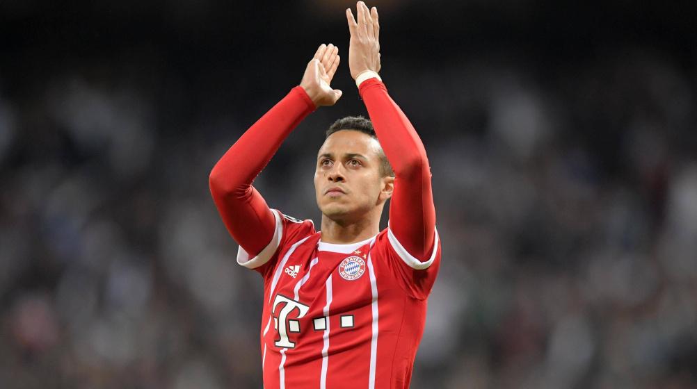 Offiziell | Nächster Stammspieler fällt aus – FC Bayern bestätigt Thiago-Verletzung
