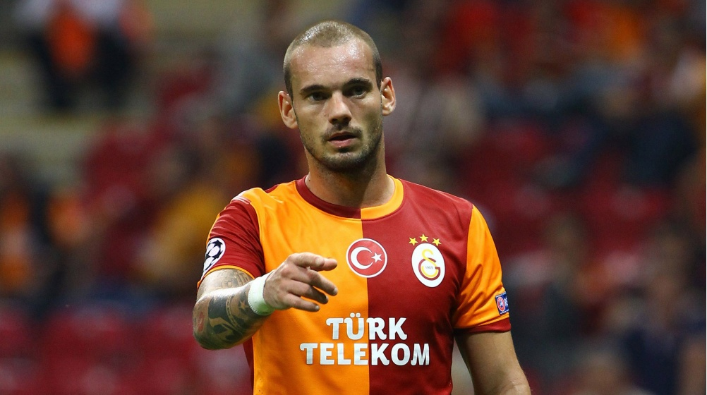 wesley sneijder transfermarkt