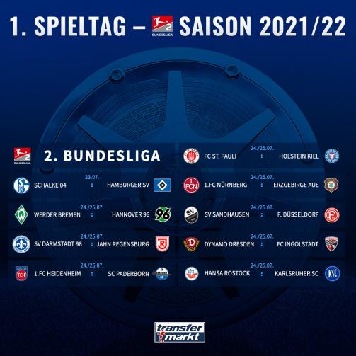 Bundesliga Spielplane Gladbach Empfangt Fc Bayern Schalke Fordert Hsv Transfermarkt