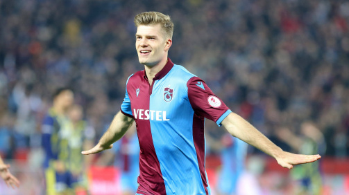 Trabzonspor's squad sorted by market value