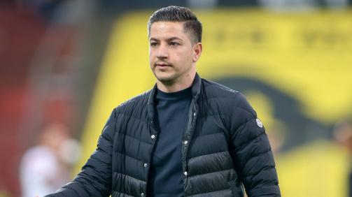 Amir Shapourzadeh war vom 1. Januar 2017 bis zum 8. Juni 2020 Sportdirektor bei Admira Wacker