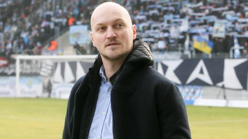 Causevic war von Januar 2020 bis Februar 2021 Sportdirektor und Sportvorstand beim Chemnitzer FC