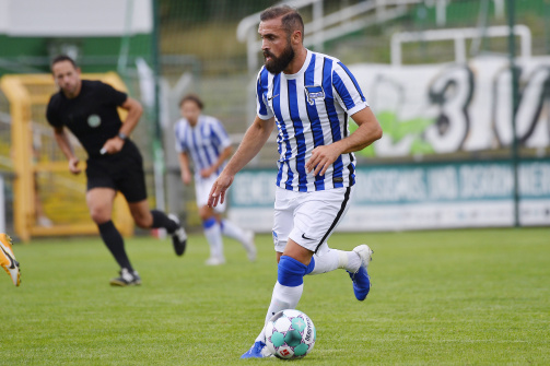 Bilal Çubukcu Hertha BSC