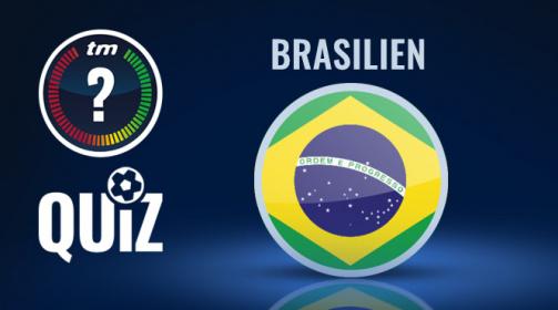 TM-Quiz: 10 Fragen zum brasilianischen Fußball