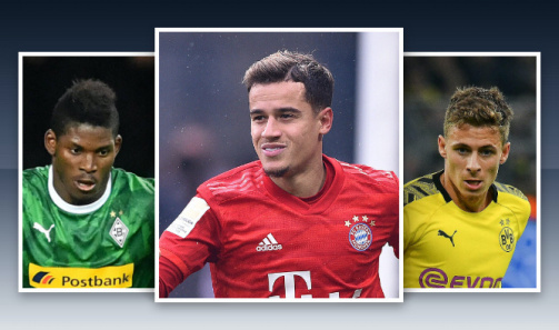 Coutinho, Hazard & Co.: Most Goals By New Signings