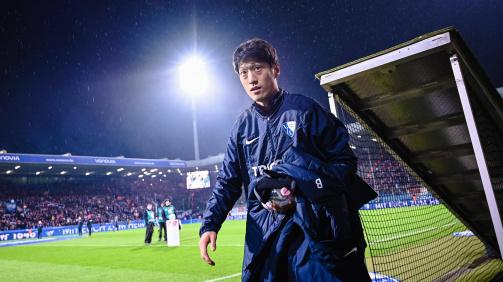 Chung-yong Lee wechselte von Bochum zu Ulsan Hyundai