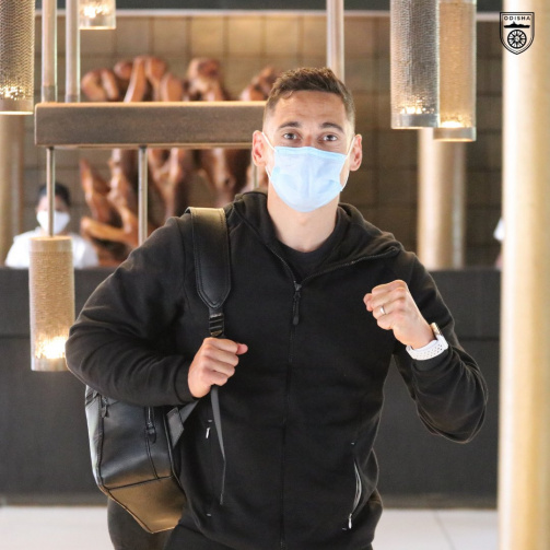 Cole Alexander arrived at Odisha FC during the pandemic