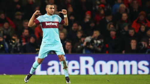Payet behind Soucek - West Ham's record signings