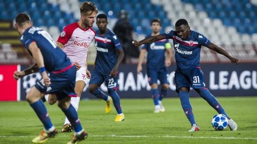 Nullnummer gegen Belgrad: Salzburg droht CL-Gruppenphase