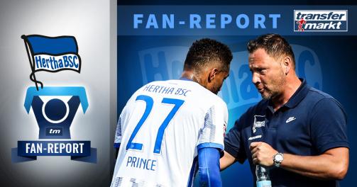 © tm / imago images - Link do recenzji użytkownika Hertha BSC z PES, zdjęcie z Pal Dardai i Kevin-Prince Boateng: Gdy w lidze pozostało 22%, już poczułem spadek