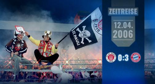 """TM-Zeitreise zur """"Bokal""""-Sensation - Als St. Pauli vom Finale träumte"""