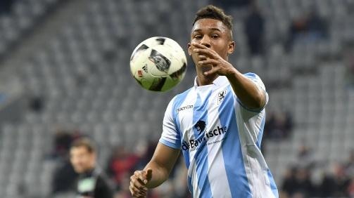 Erste Schritte auf Profiebene: Felix Uduokhai spielte von 2008 bis 2017 für den TSV 1860 München