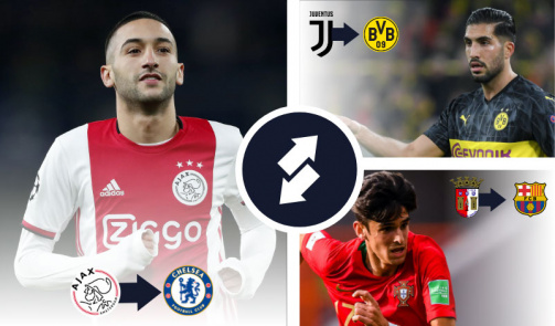 20 transfers over €10 million: These summer deals are already agreed