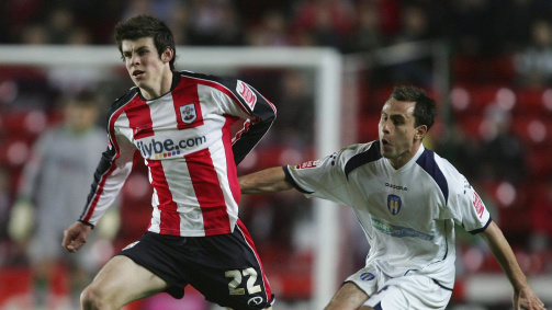 Bale misses out on top 10 - Southampton's record departures