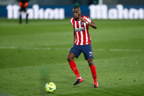 Kondogbia has had a slow start at Athletico Madrid