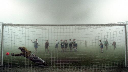 Hertha BSC gegen FC Barcelona in der Champions League 1999