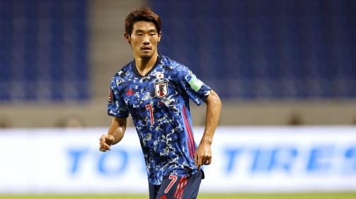 Morita pela Seleção Japonesa