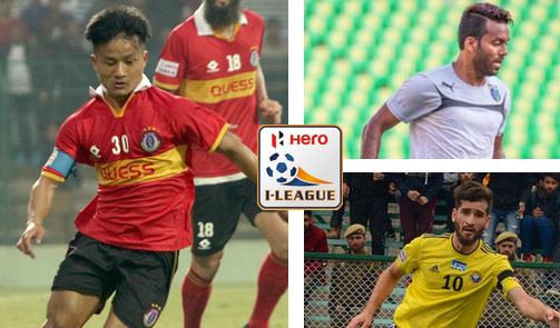 GALLERY: Most Valuable Left-Midfielders of I-League