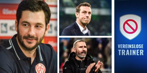 Wer wird Schreuder-Nachfolger? Diese deutschen Trainer sind verfügbar