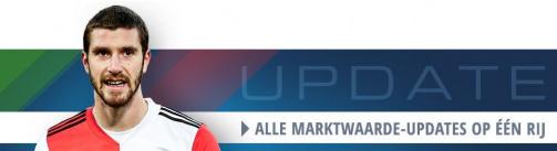 Marktwaardenupdate Nederland Eredivisie Transfermarkt