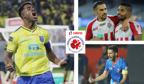 ISL - Most Valuable Centre Forwards