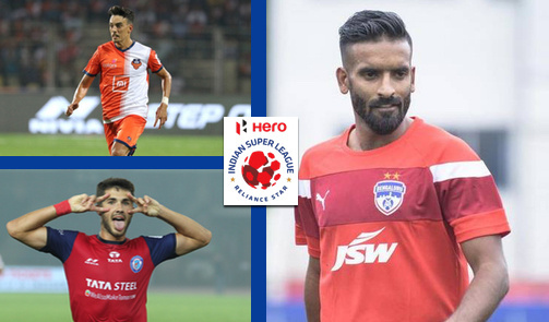 Most Valuable Midfielders in ISL