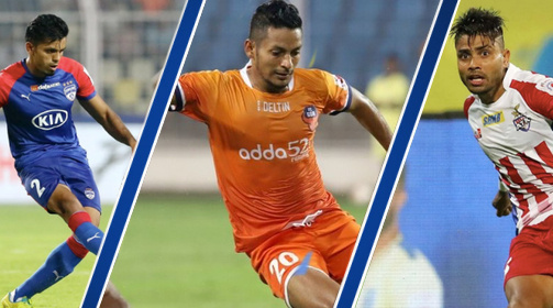 GALLERY: Most Valuable Right Backs in ISL