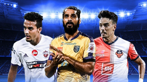 ISL Players With Most Yellow Cards In The ISL