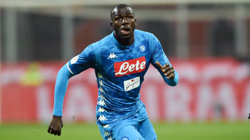 Koulibaly joint 5th - The most valuable centre-backs in the world