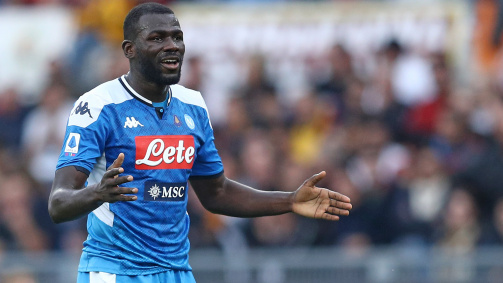 Koulibaly drops by €5 million