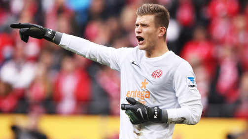 Karius became one of the most sought-after German goalkeepers at Mainz